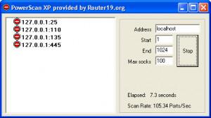 PowerScan XP - náhled