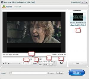 idoo Video Editor Pro - náhled