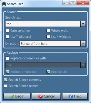 Scratchboard - náhled
