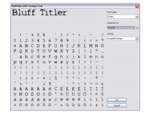 BluffTitler - náhled