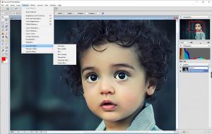 KeroSoft PhotoEditor - náhled