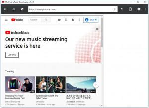 MiniTool uTube Downloader - náhled