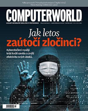 Titulní strana časopisu