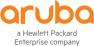 logo Aruba a Hewlett Packard Enterprise company