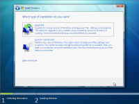 Windows 7 Beta 1 - instalace
