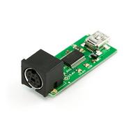 miniDIN to USB adaptér pro Roombu
