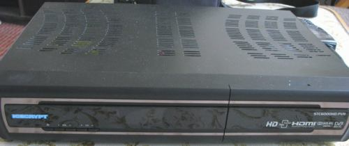 IceCrypt STC6000HDPVR přijímač