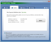Microsoft Security Essentials