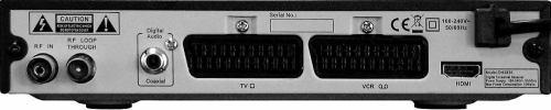 Maximum T-102 zadní panel