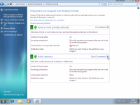 Windows 7 Beta 1 - Windows Firewall
