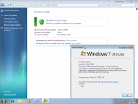 Windows 7 Beta 1 - Windows Update