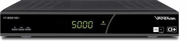 Vantage-VT-800s přední panel