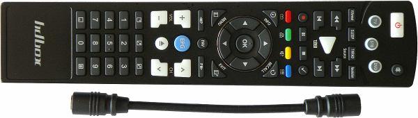 01 HD-BOX FS-9300 PVR dálkový ovladač