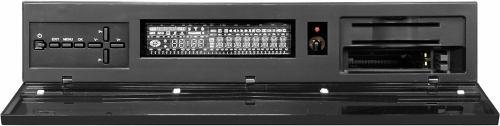 Unibox 9080 přední panel otevřený