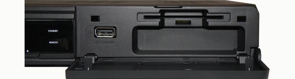 HD BOX IRD-8000 HD PVR CI
