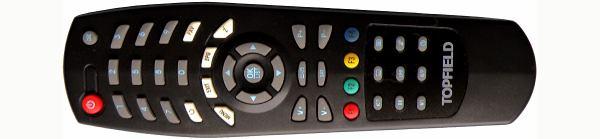 Topfield SBI-5450 dálkové ovládání