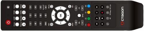 Octagon SF1008 HD - Inteligence dálkový ovladač