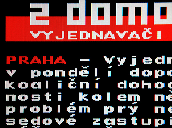DI-WAY T-100HD RF teletext