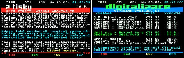 HD-BOX FS-9300 PVR - teletext