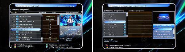 HD-BOX-FS-9105 správce