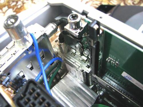 Sencor STV 2112DVBT - tunery digitální a analogový