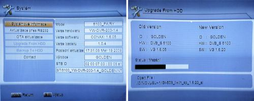 08 GI-S508 system info a uprbade soft