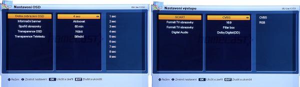MASCOM MC2600HD IRCI OSD