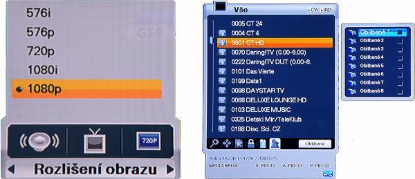 MASCOM MC2600HD IRCI rozlišení
