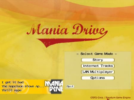 ManiaDrive 1