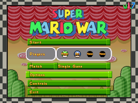 SuperMarioWars 1
