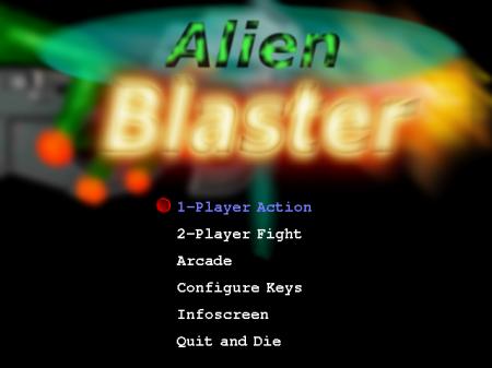 Alien Blaster 1