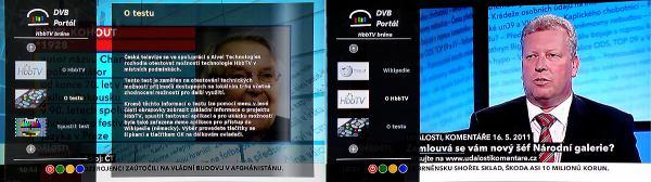 DVB Portál - ČT 24 - 1