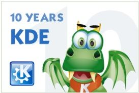 Deset let KDE