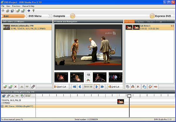 Homecast HS 3200CIIR DVR Studio Pro