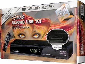 Comag SL90 HD krabice