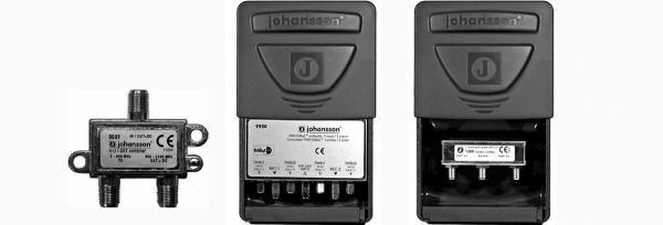 Johansson 9640KIT komponenty