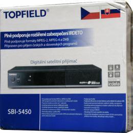 Topfield SBI-5450 krabice