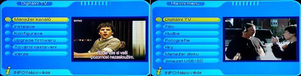 DI-WAYT-1000E digitální menu