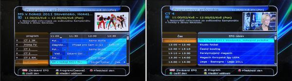 HD-BOX-FS-9105 EPG