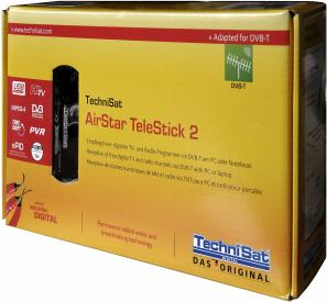 TechniSat Airstar krabice