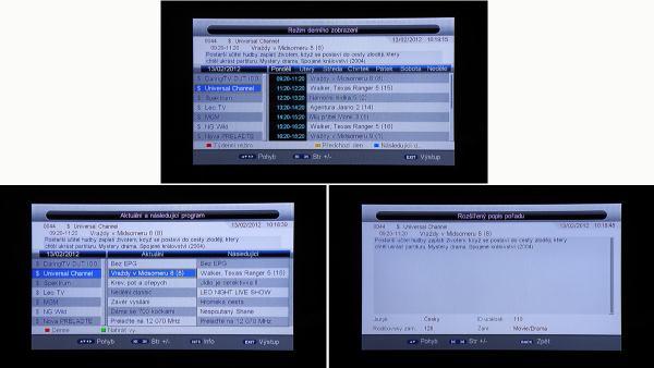 Mascom MC 2200 HDCI USB EPG