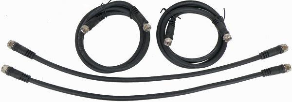 Johansson 9640KIT propojovací kabely