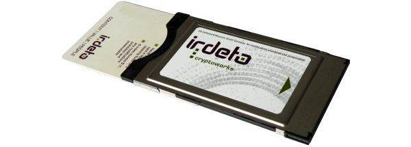 Vantage VT-600S Mascom modul Irdeto