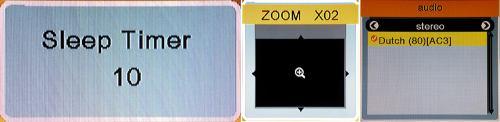 Satelita sleep zoom audio
