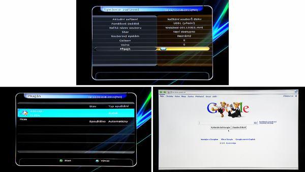 HD-BOX-FS-9105 internet Google