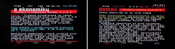 HD-BOX FS-7110 HD PVR teletext