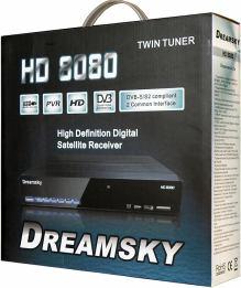 Dreamsky 8080HD krabice
