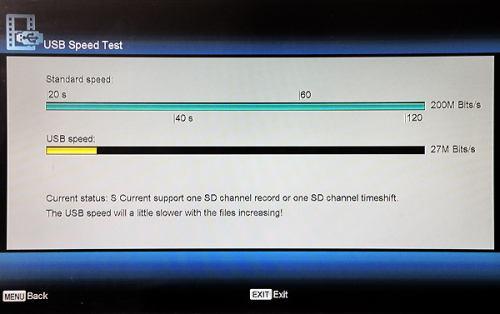 Unibox 9080 kontrola disku