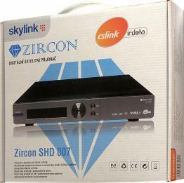 Zircon shd 007 krabice