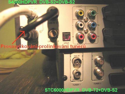 IceCrypt STC6000HDPVR smyčka